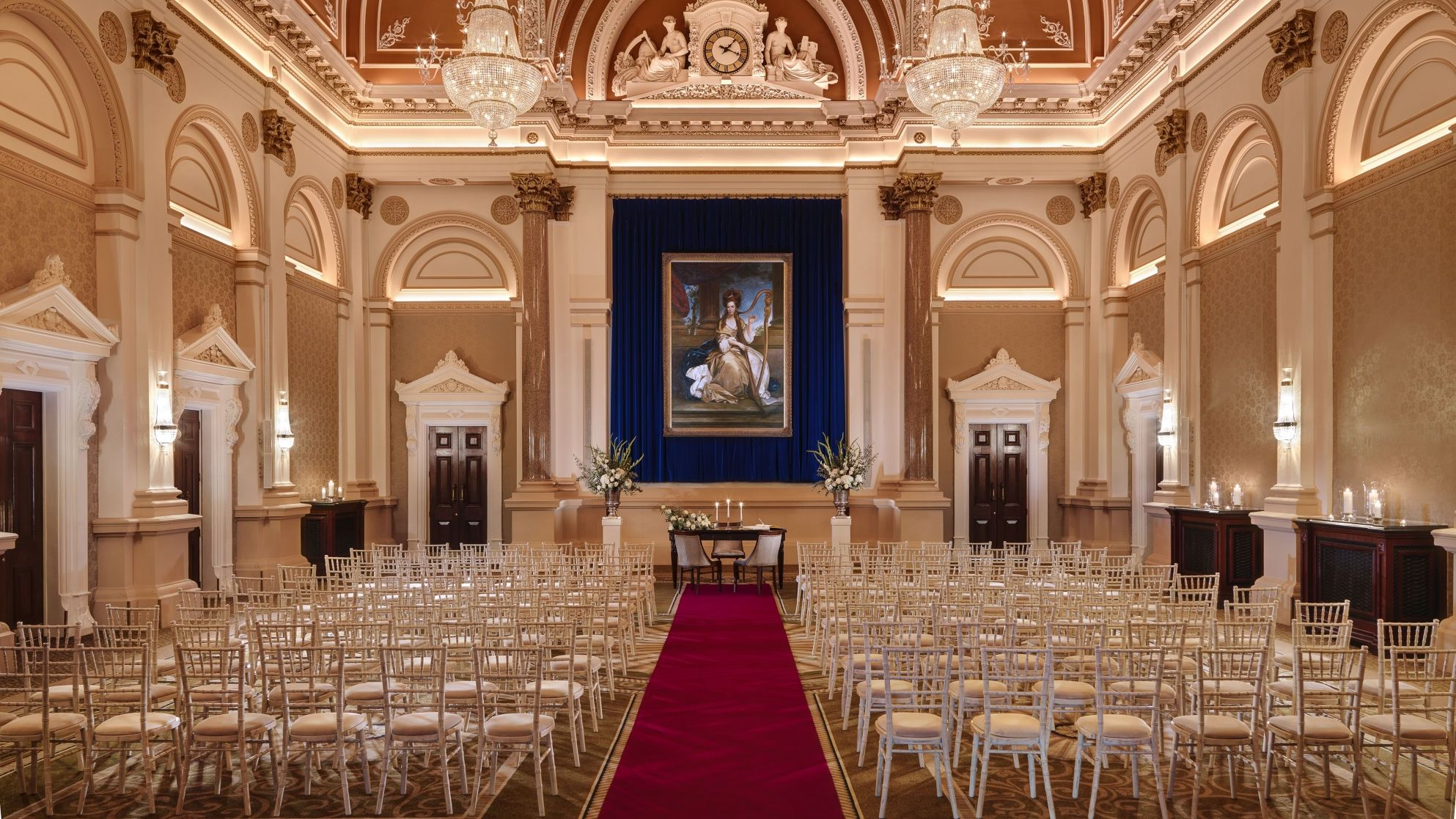 Wedding Showcase at The Banking Hall Dublin